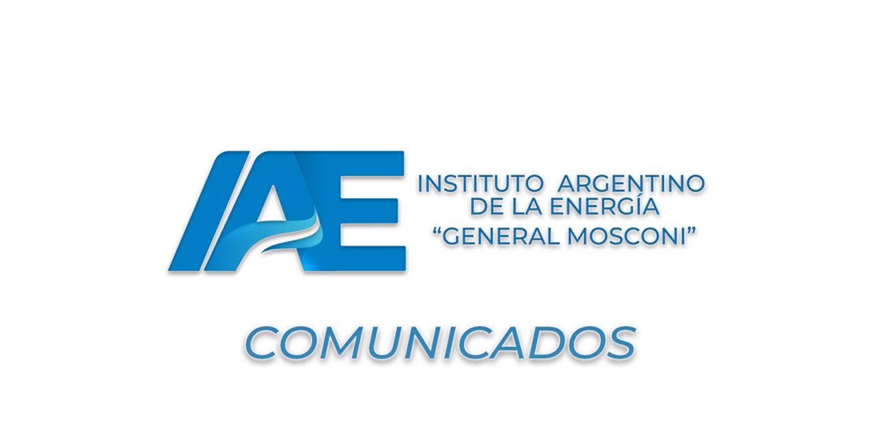 Proyecto de Ley de Biocombustibles: Comunicado del IAE Mosconi